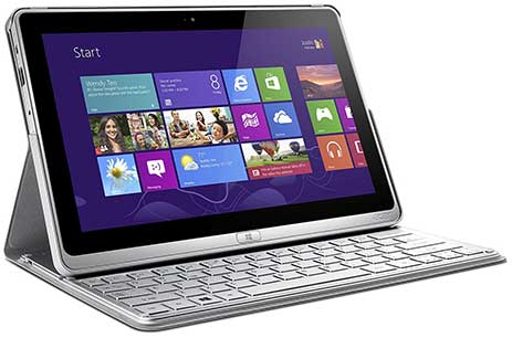 Acer Aspire P3 touch screen