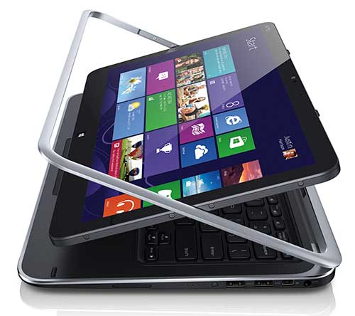 Dell XPS 12 touch screen