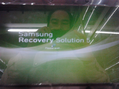 What is Samsung Recovery Solution 4?