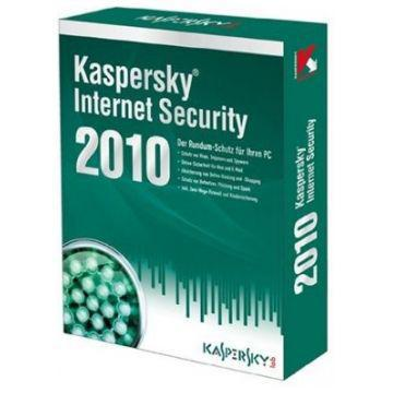 KASPERSKY Internet Security 2010 Int 3 user