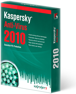 Kaspersky® Anti-Virus 2010