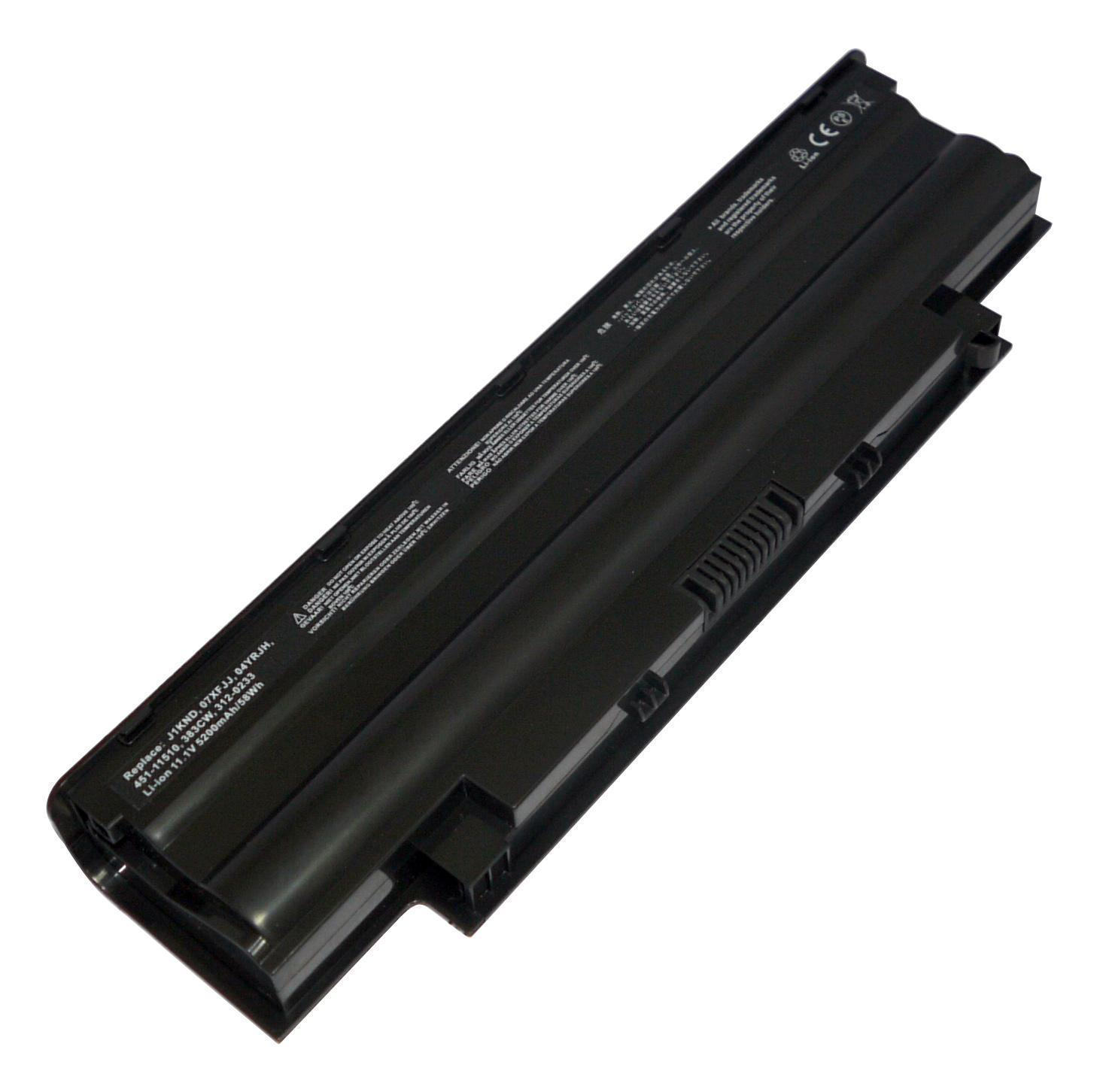 Pin Dell Inspiron 17R N7010 N7010D N7010R N7110 N5050 N5110 J1KND Battery