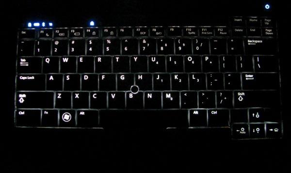 Dell latitude e6320 fingerprint reader